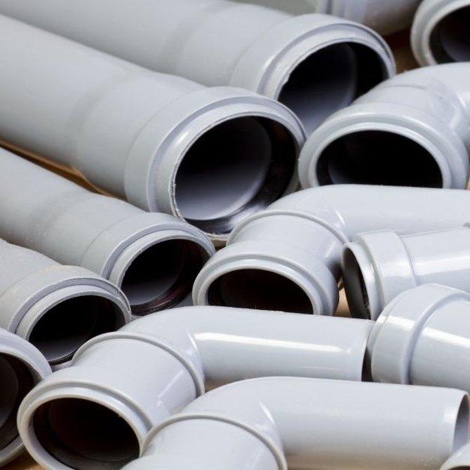 Los distintos materiales para las tuberías