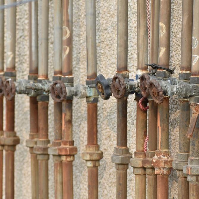 Razones para cambiar las tuberías de una vivienda antigua